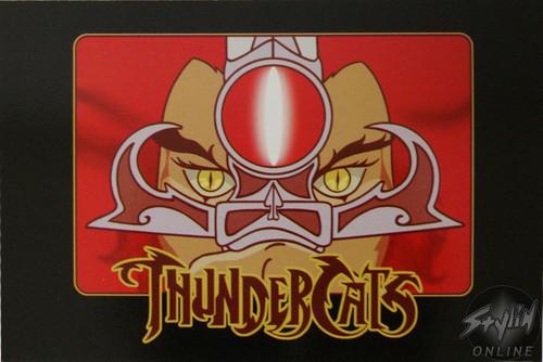 Thunder Cats Name Postcard