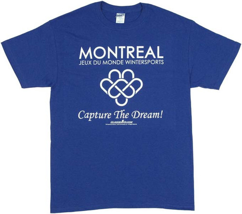 Blades of Glory Montreal T-Shirt