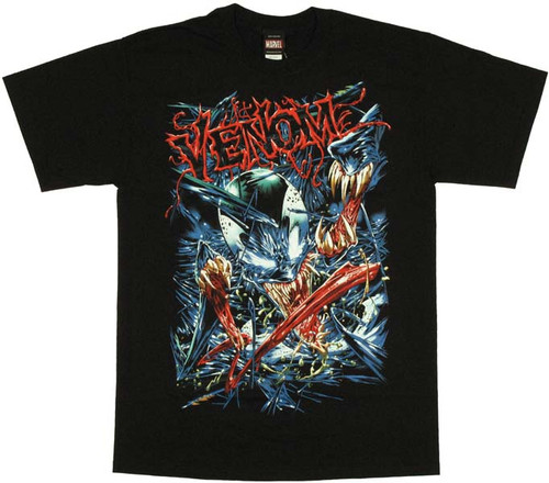 Venom Face T-Shirt