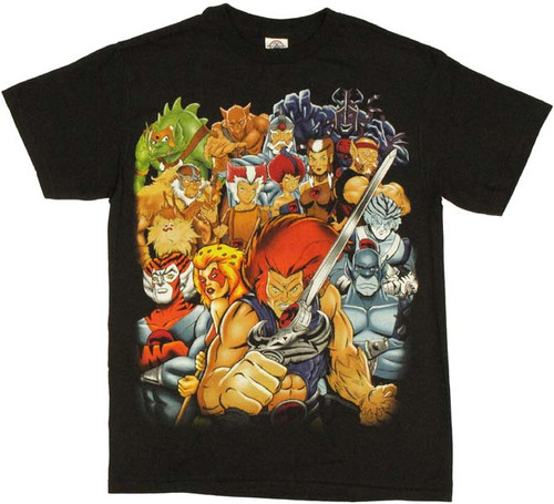 Thundercats Group T Shirt
