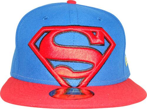 Superman 59Fifty Hat 34b98c0c0e6