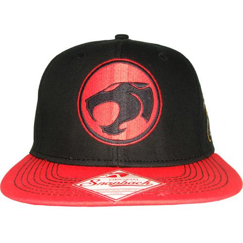 Thundercats Logo Lion-O Side Snapback Hat