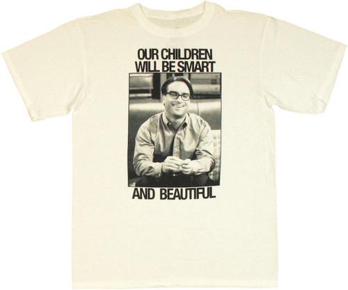 Big Bang Theory Children T Shirt