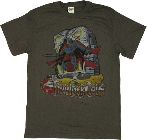 Thundercats Mumm-Ra Tomb Fortress T Shirt