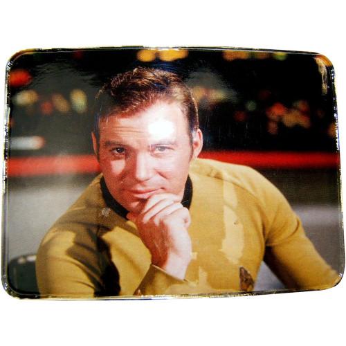 Star Trek Kirk Thinker Belt Buckle