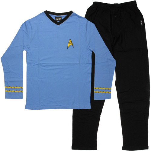 Star Trek Science Pajama Set