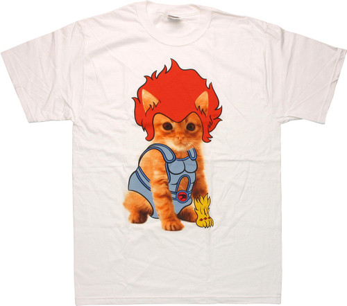 Thundercats Lion-O Cat T Shirt