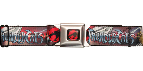 Thundercats Lion-O and Sword Seatbelt Belt