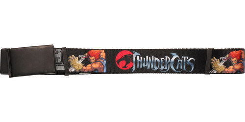 Thundercats Name and Lion-O Mesh Belt