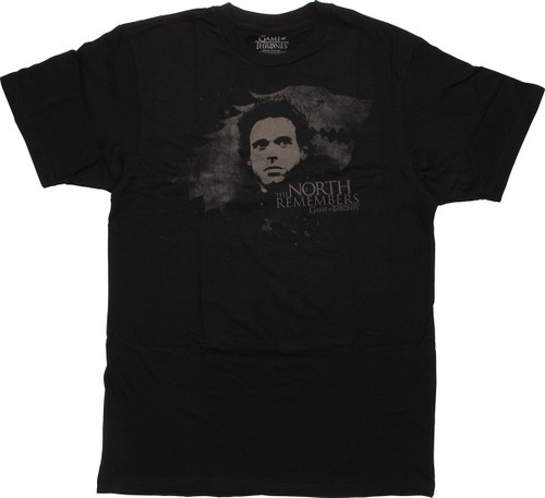 Game of Thrones North Remembers T-Shirt Sheer