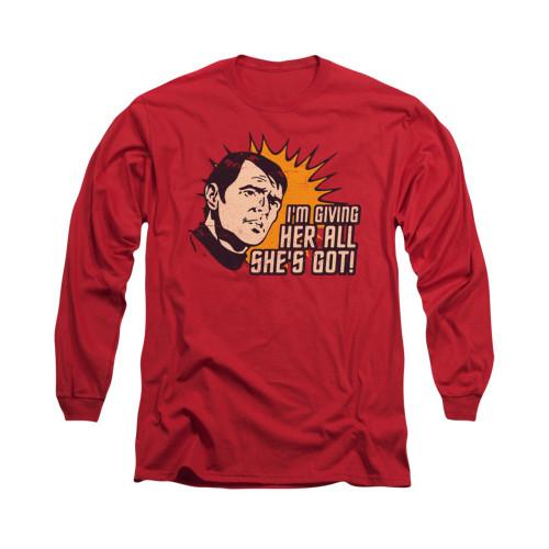 Star Trek Everything Long Sleeve T Shirt