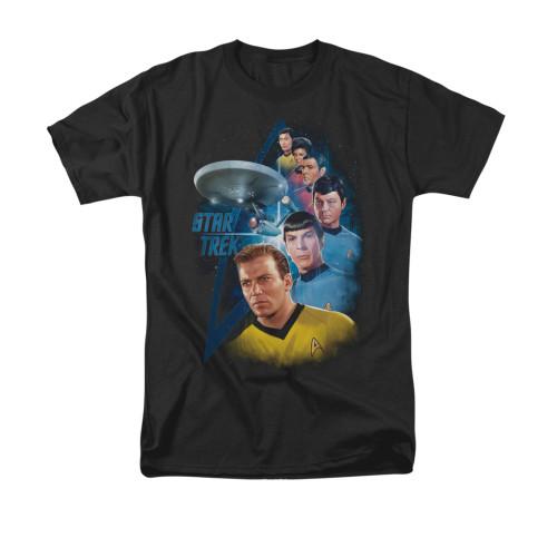 Star Trek Among the Stars T Shirt