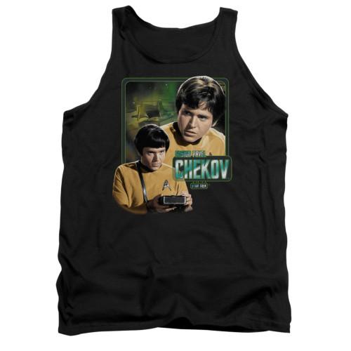 Star Trek Ensign Chekov Tank Top