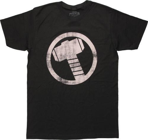 Thor Vintage Hammer Icon T-Shirt