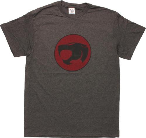 Thundercats Basic Logo Heather T-Shirt
