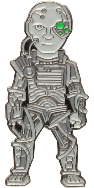 Star Trek 50th Anniversary Borg Pin