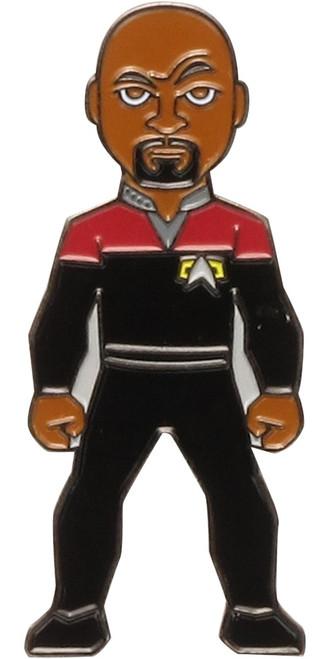 Star Trek 50th Anniversary DS9 Captain Sisko Pin