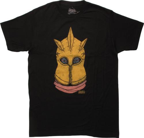 Game of Thrones Kingsguard Helmet T-Shirt