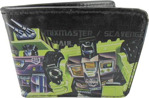 Transformers Constructicons Names Wallet