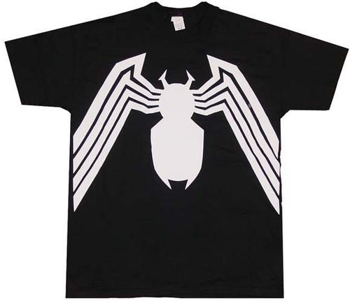 Spiderwire Logo Design T Shirt Size Medium Polyester: Venom T Shirts, Hoodies, And Merchandise
