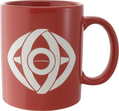 Dr Strange Eye of Agamotto Etched Mug