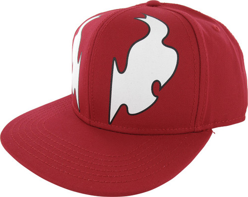 new arrivals 516ae f175a ... low cost carnage white eyes red snapback hat hat carnage eyes red  snapback 37d08 97e3c