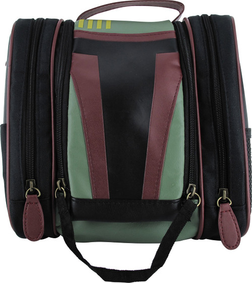 Star Wars Boba Fett Dopp Toiletry Bag