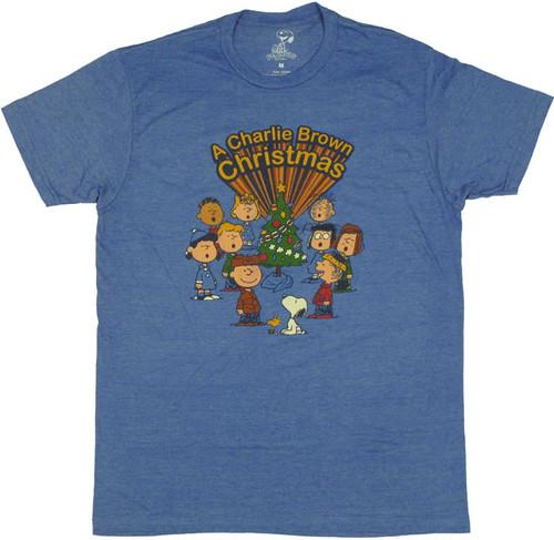 peanuts christmas t shirt sheer - Peanuts Christmas Shirt