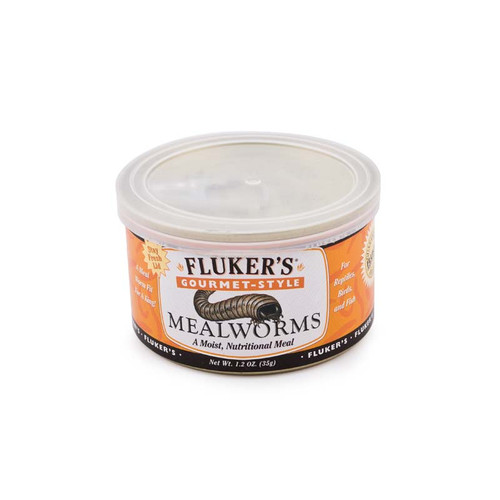 Gourmet Canned Mealworms