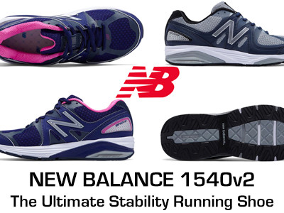 New Balance 1540v2 - The Ultimate Stability Running Shoe