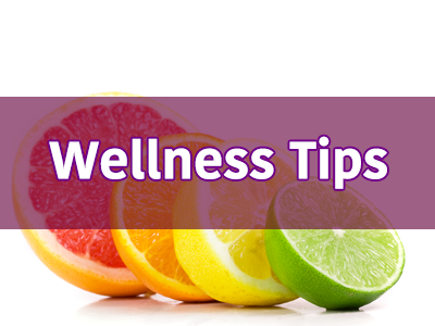 Tips for Wellness in the New Year