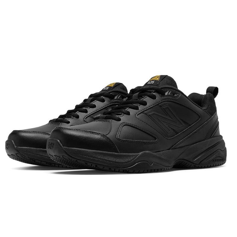 New Balance Men's 626v2 Work Shoe - Black