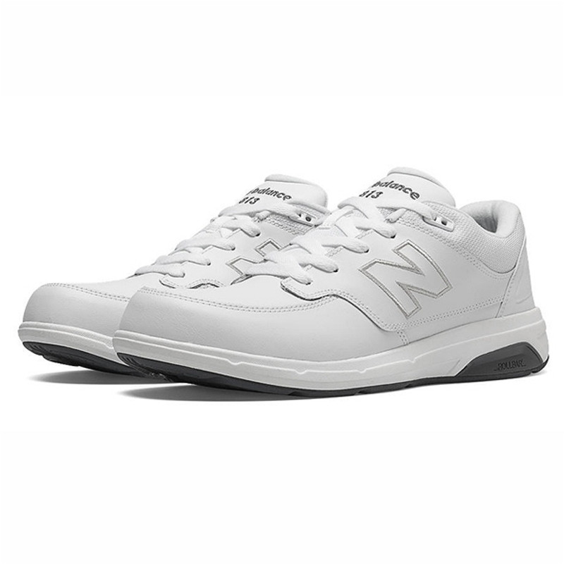 New Balance 813 Men's Walking - White