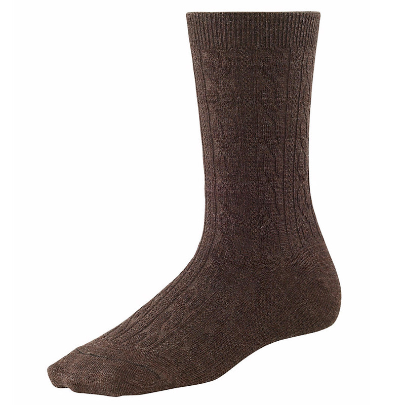 Smartwool Women's Cable II Socks - Chestnut