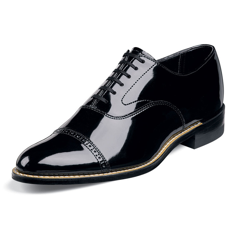 Stacy Adams Men's Concorde - Black Patent Leather