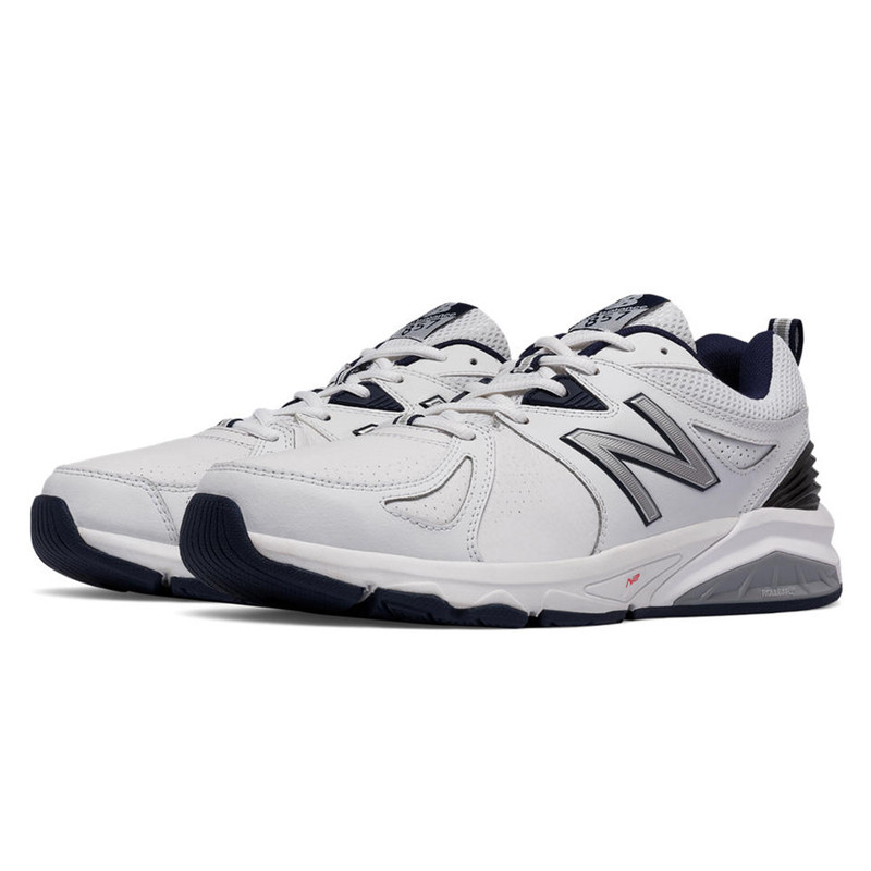 New Balance 857v2 Men's Cross-Training - White / Navy