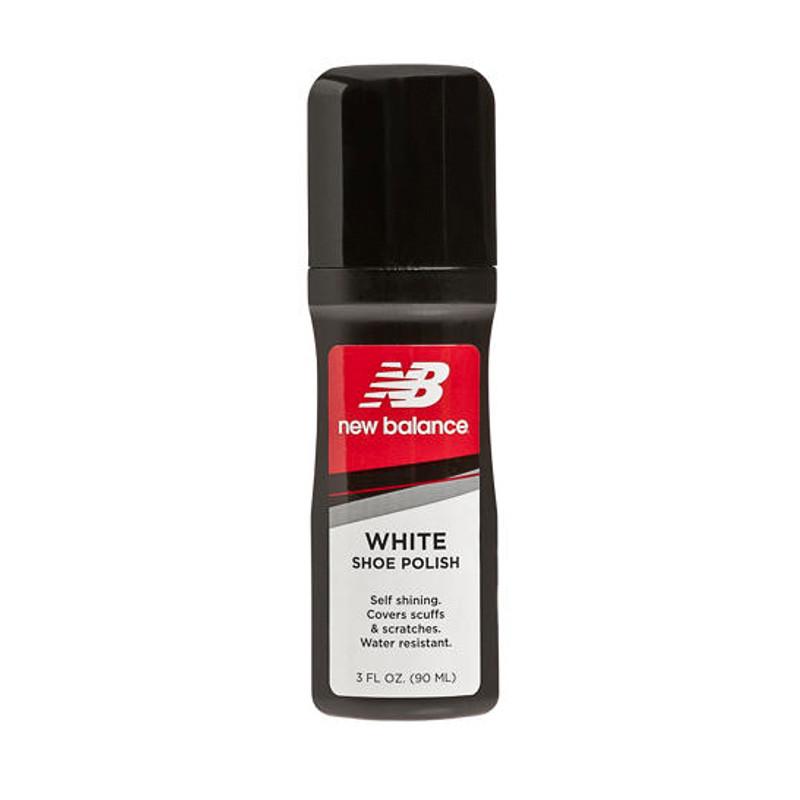 New Balance Shoe Polish 3 oz - White