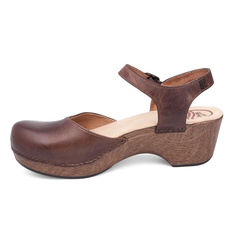 Dansko Sam - Teak - ShoeStores.com