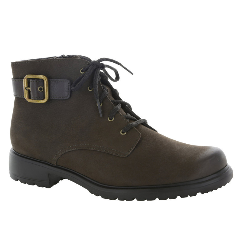 Munro Women's Bradley - Brown Tumbled Nubuck