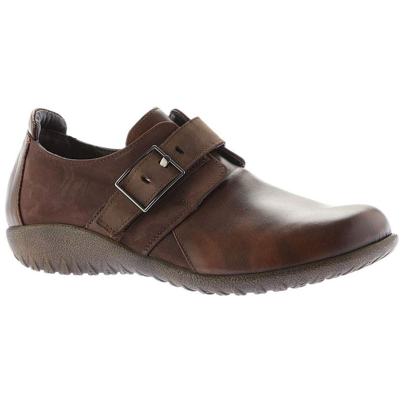 shoestores com naot tane brown leather