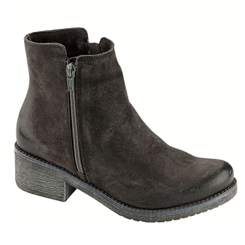 Naot Wander - Oily Midnight Suede