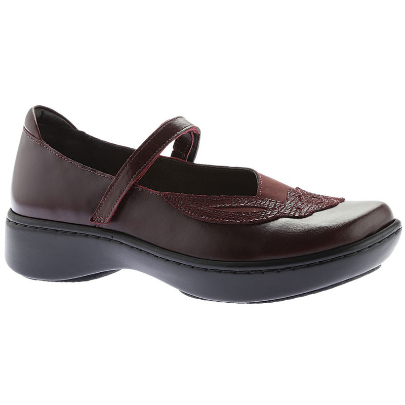 Naot Women's Bluegill - Bordeaux / Burgundy