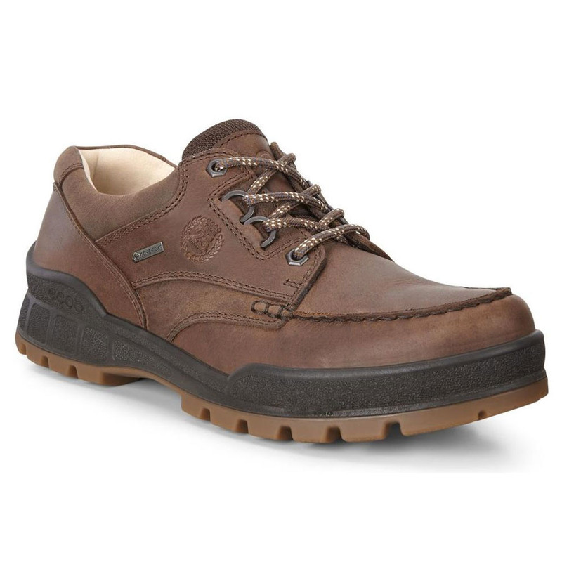 ECCO Men's Track 25 Low - Cocoa Brown Yak Leather