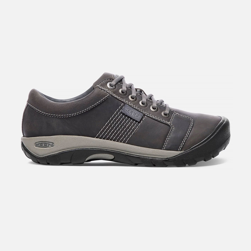 Keen Men's Austin - Gargoyle / Neutral Gray