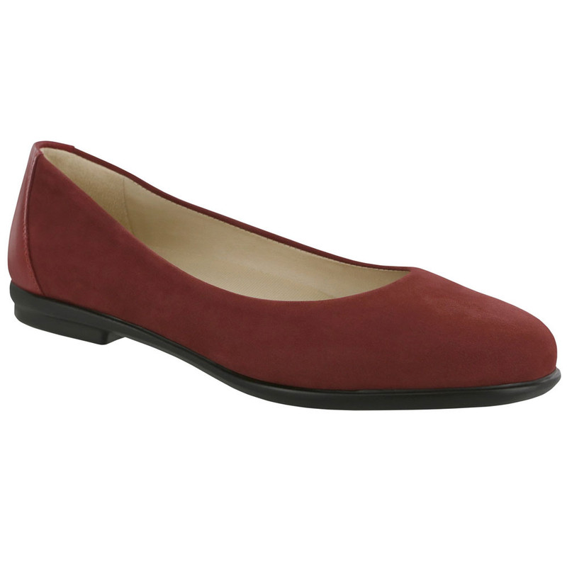 SAS Women's Scenic - Scarlet Red