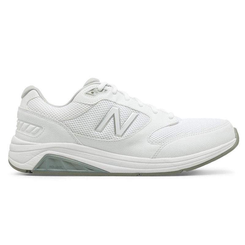 New Balance 928v3 Men's Walking - White Mesh