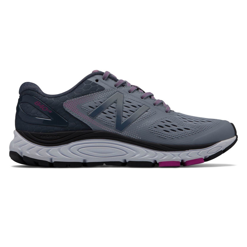 New Balance 840v4 Women's Running - Cyclone with Poisonberry