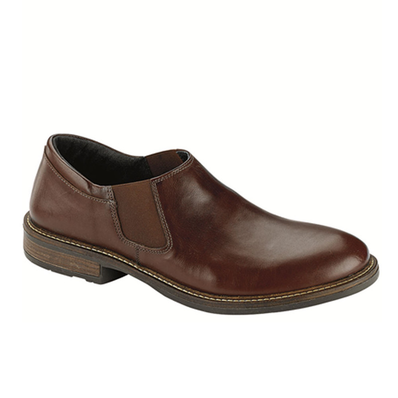 Naot Men's Director - Toffee Brown Leather