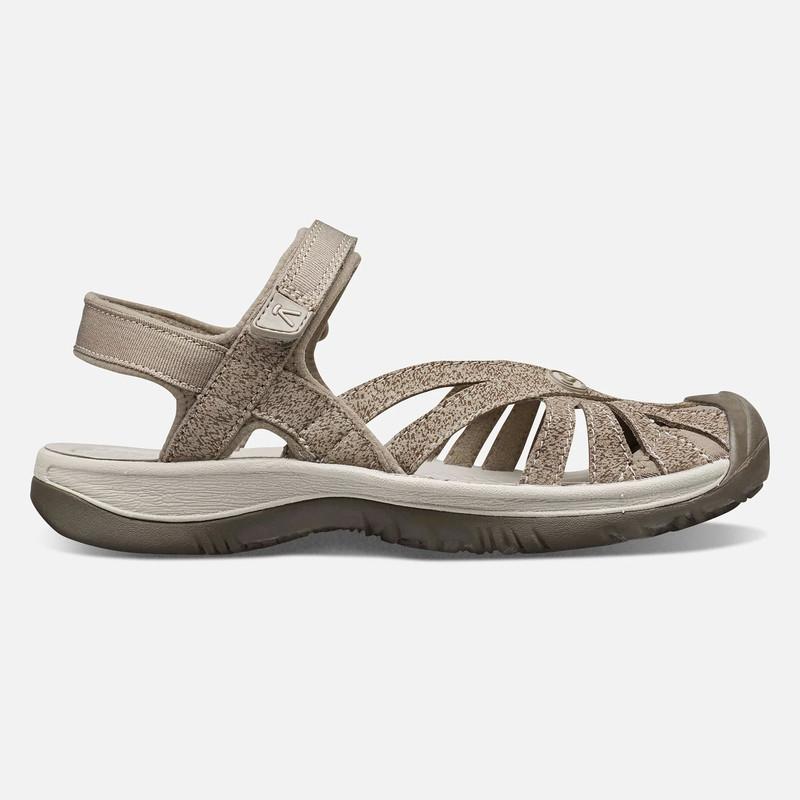 Keen Women's Rose Sandal - Brindle / Shitake