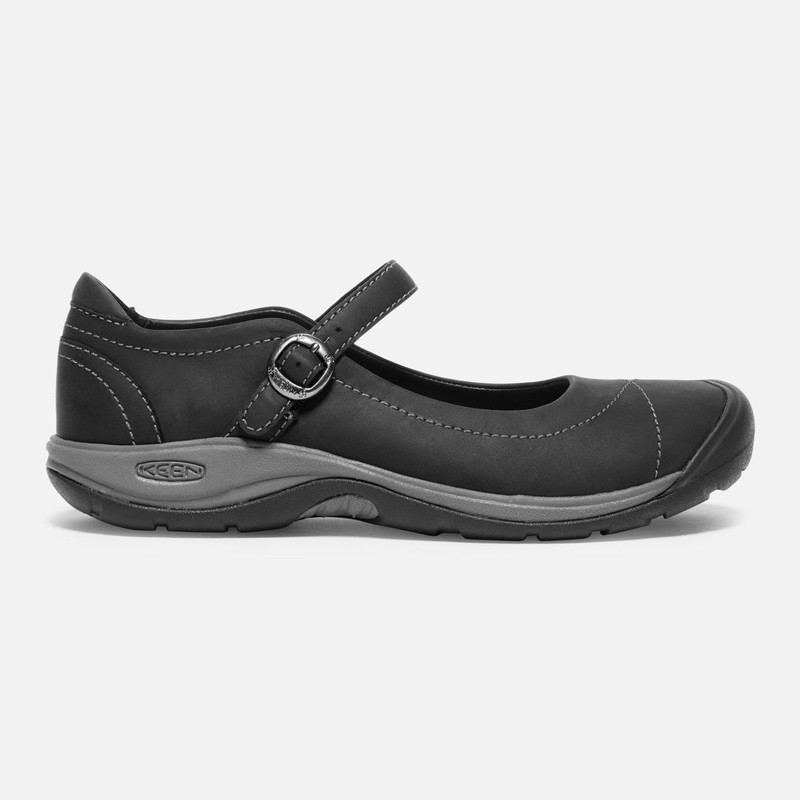 KEEN Women's Presidio II Mary Jane - Black / Steel Grey